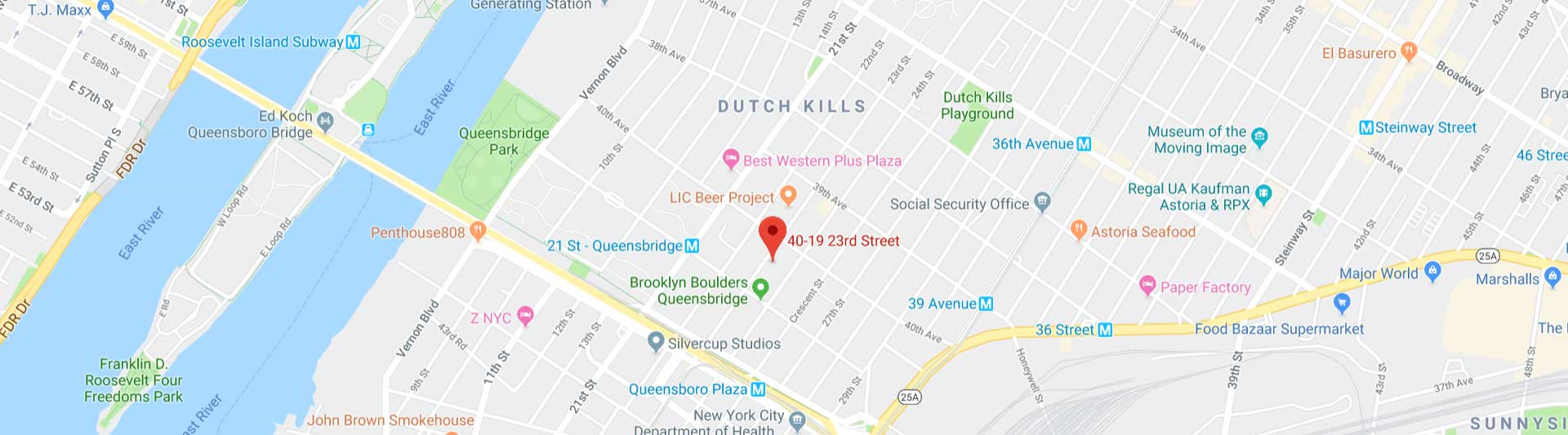 Adria Motors Auto Repair, located in Long Island City NY 11101, is you local BMW, Audi, Mercedes, Porsche and Volkswagen Repair & Service Specialist.